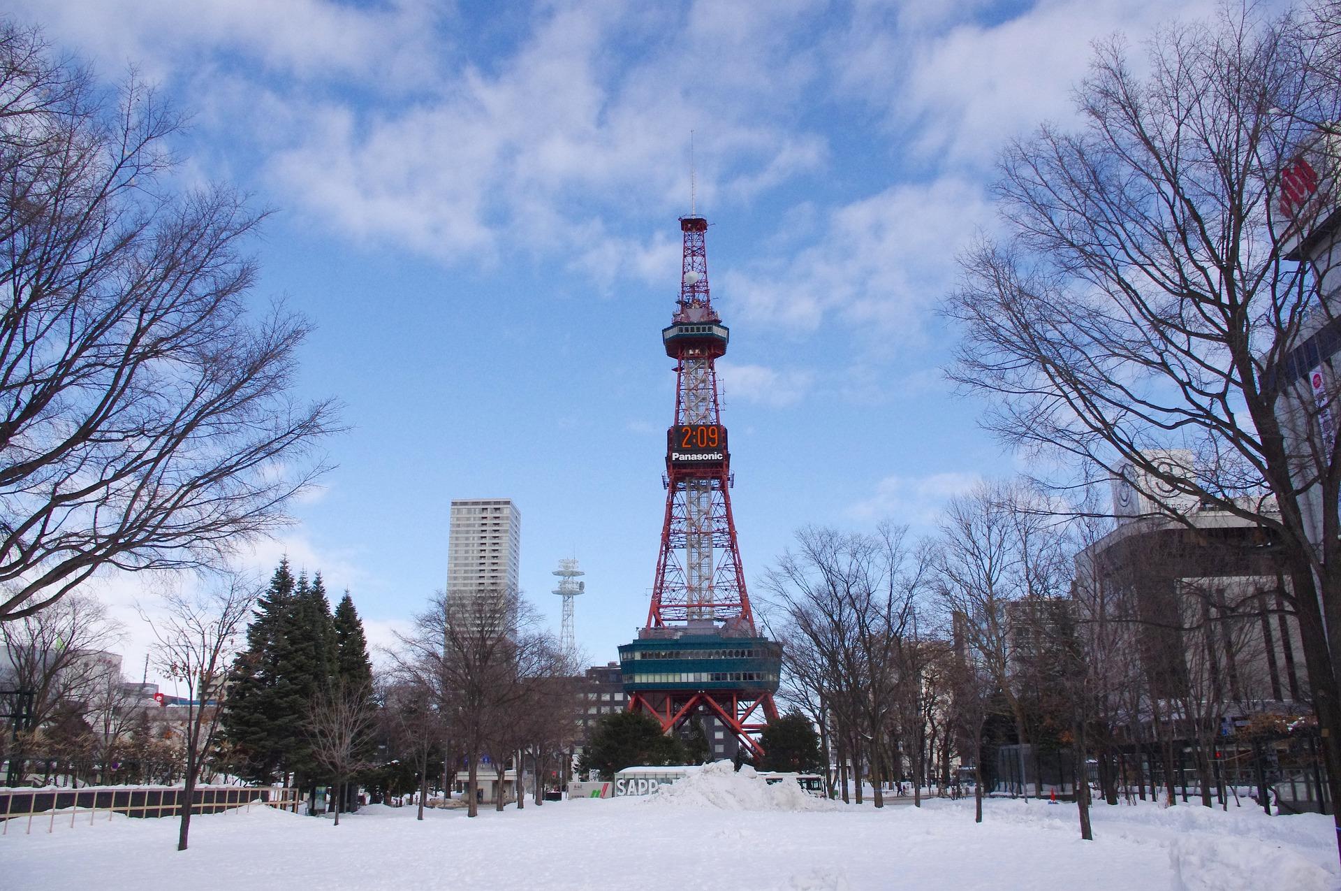 7UP Cherry Tomato. Sapporo City