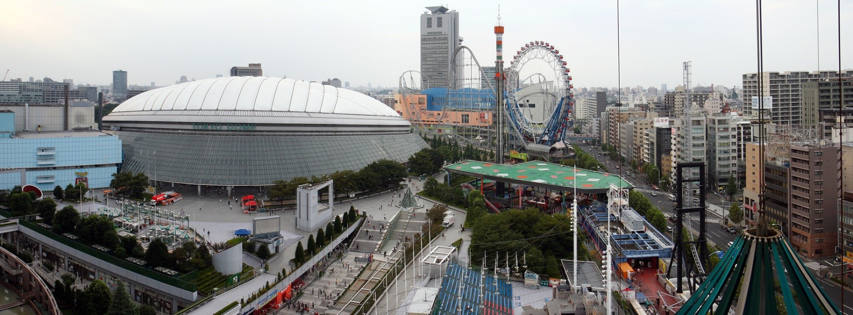 One Stop Transfer: Tokyo City to Tokyo Dome City