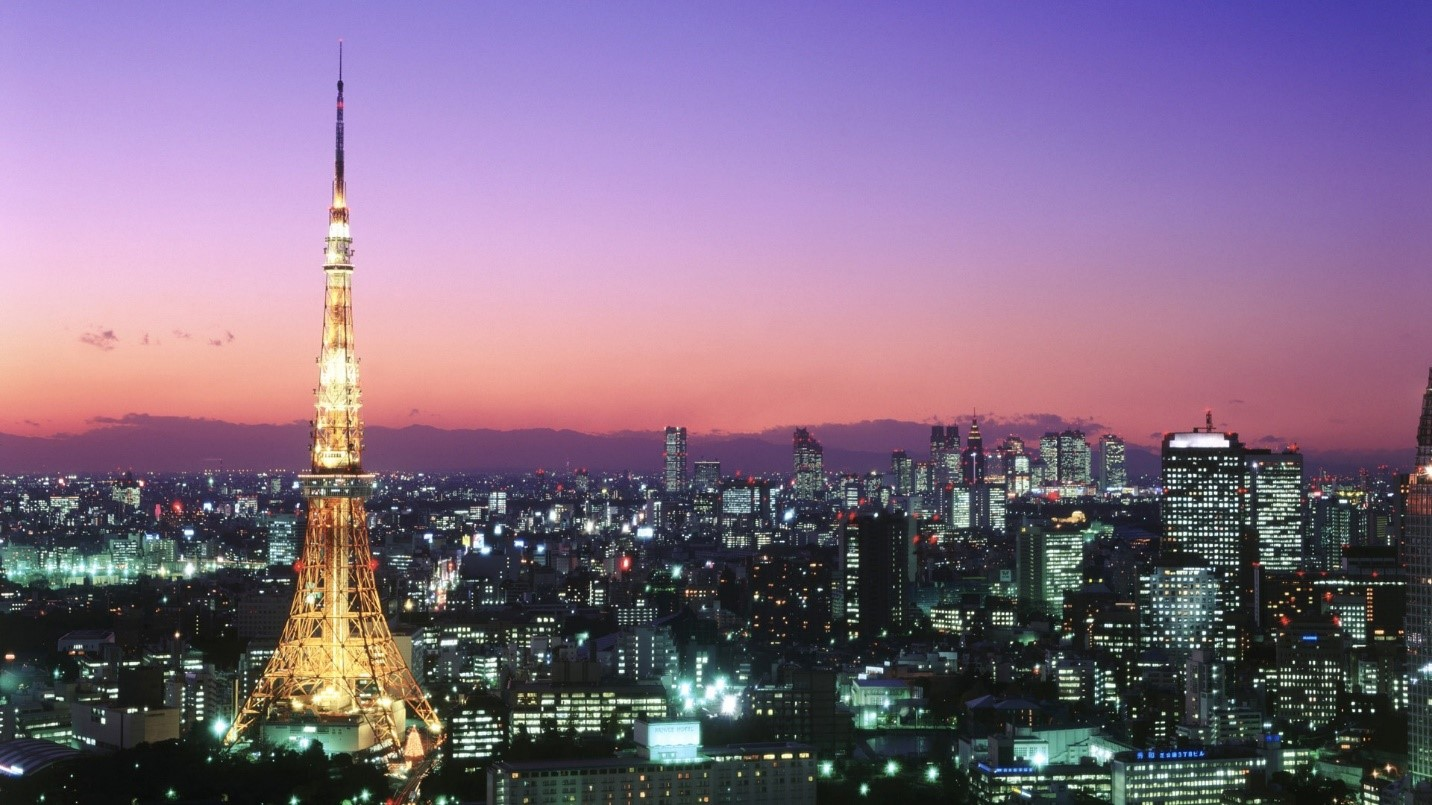 One Stop Transfer: Tokyo City to Tokyo Tower