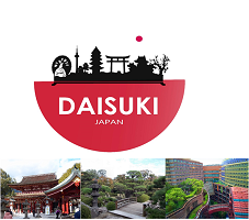 DAISUKI. Japan - Half day Drive Cruising Orientation Tour. Fukuoka. Episode 1