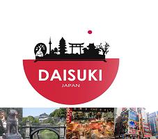 DAISUKI. Japan - Half day Drive Cruising Orientation Tour. Tokyo. Episode 1