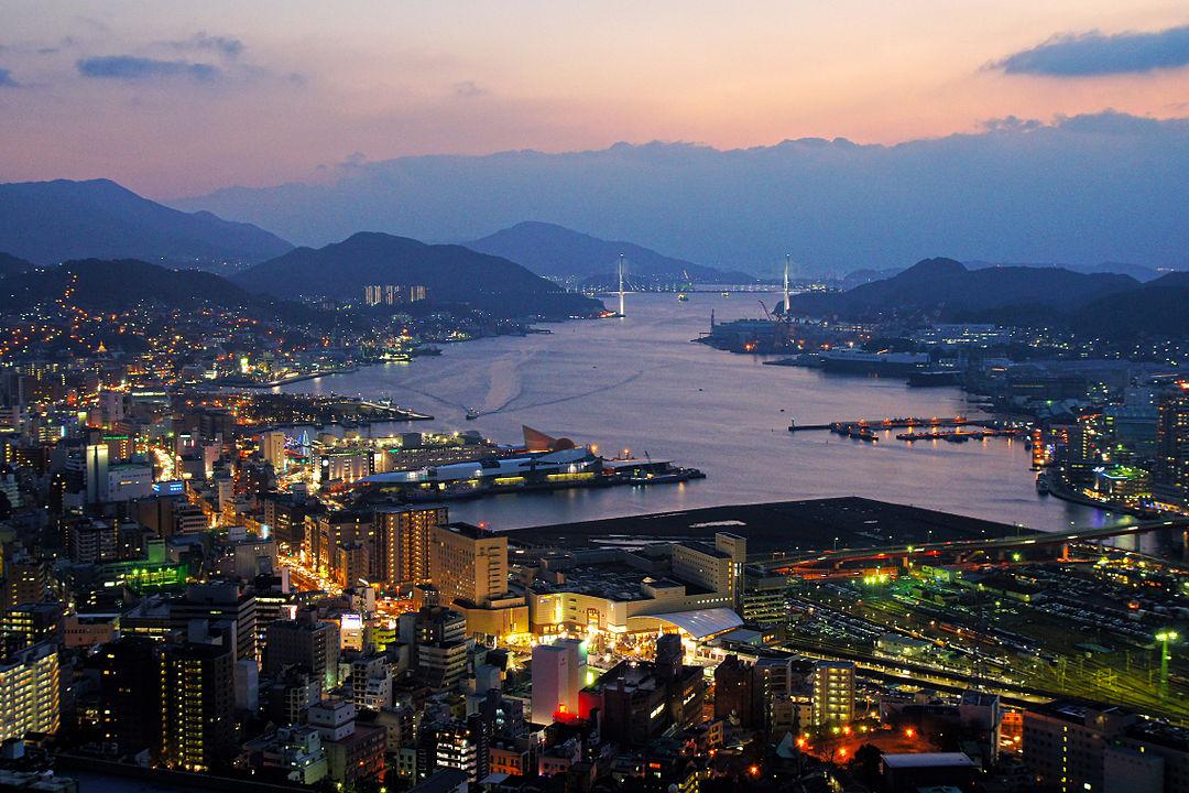 Kyushu.Nagasaki City
