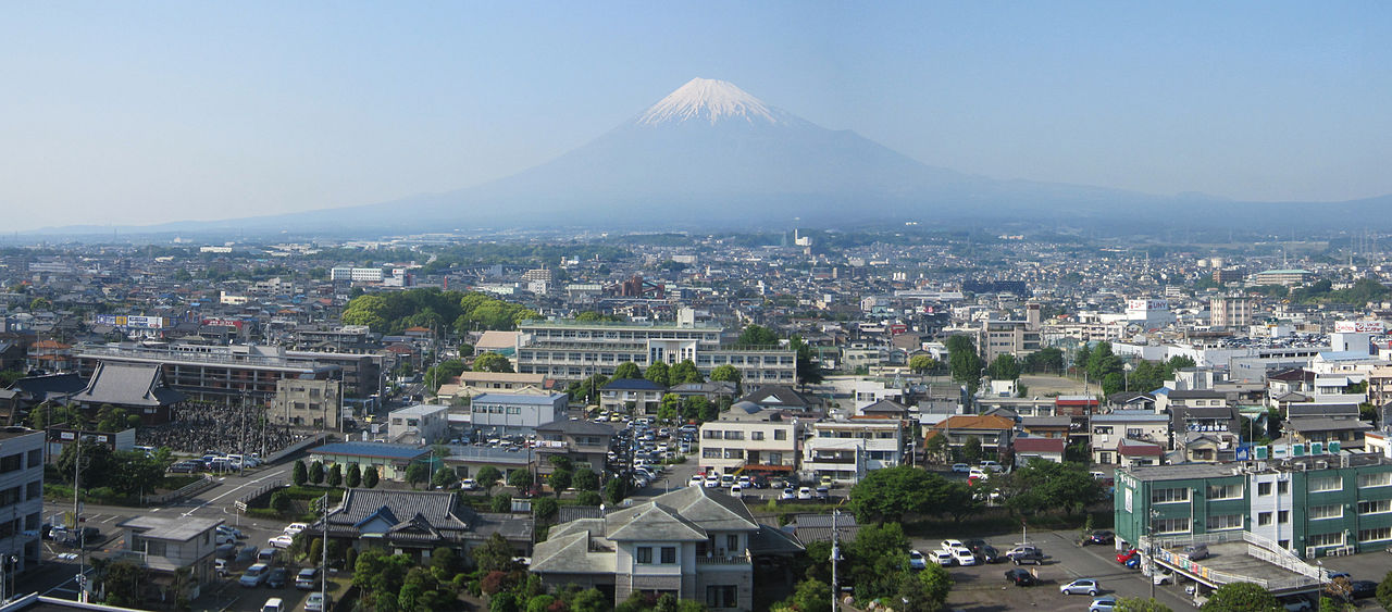 Shizuoka.Fuji City