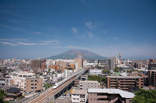 Kyushu.Kagoshima City