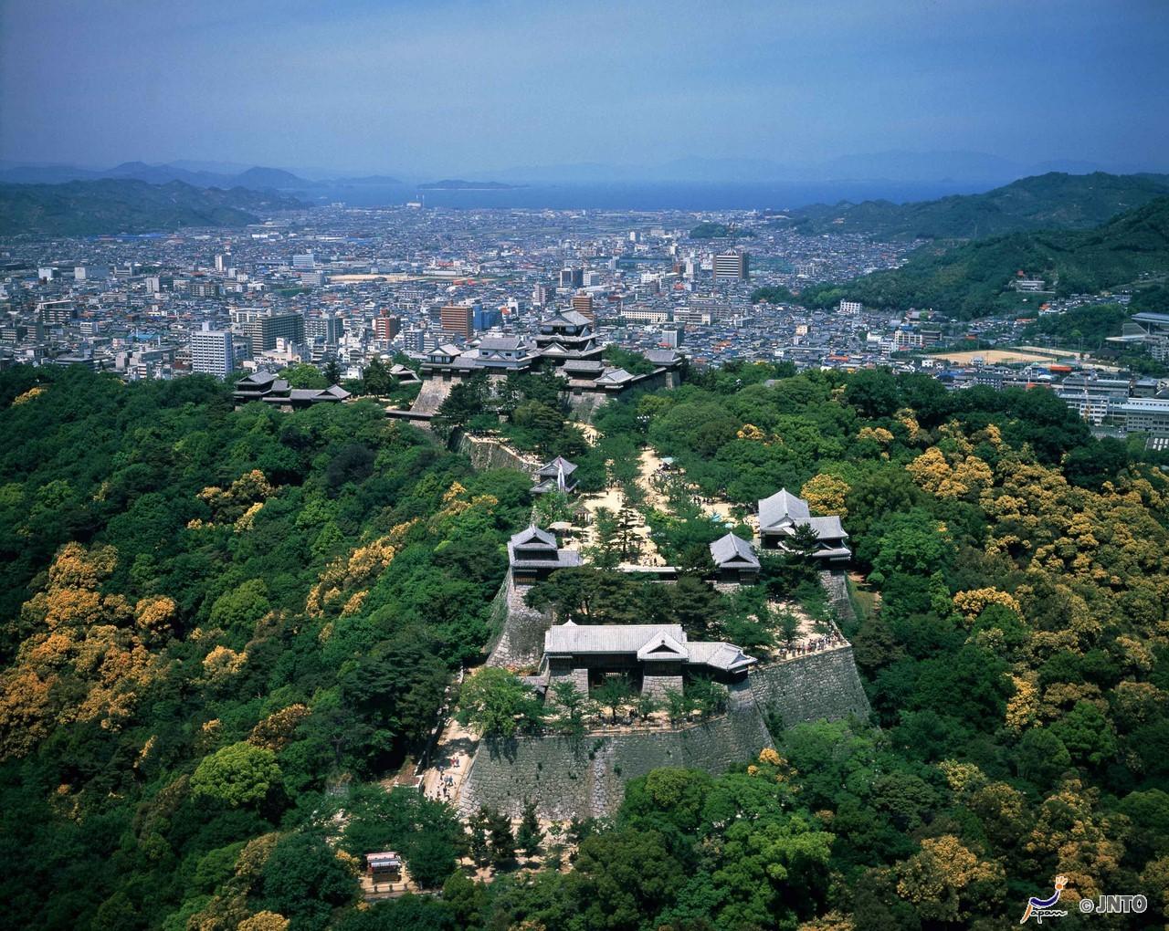 Shikoku.Matsuyama City