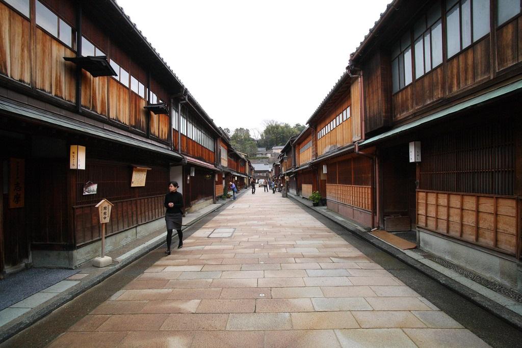 Kanazawa City