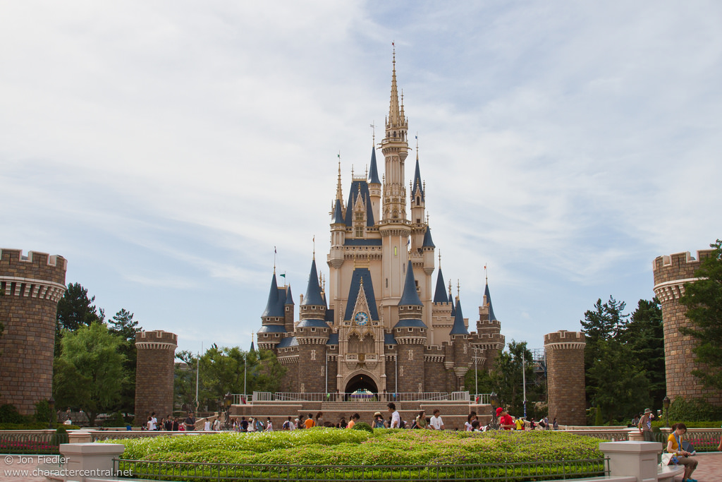 Day & Night Tokyo Disney/Entrance Guaranteed With Round Trip Charter Transfer *ALInoBABY
