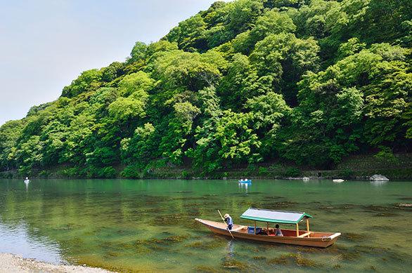 Optional SIC [From Kyoto] (1) Sagono Bamboo Grove and Arashiyama Walking Tour (without Yakatabune Lunch Cruise/ With Yakatabune Lunch Cruise)