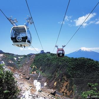 Mt. Fuji Hakone Tour <Odawara Station> [Alinobaby]