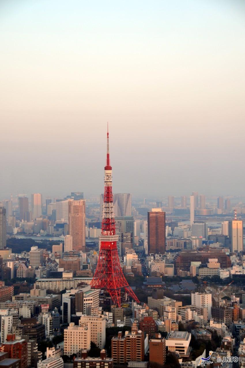Tokyo Tower *1shortTrip*.Tokyo