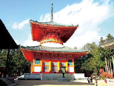 3-Day Koyasan & Kumano Kodo Pilgrimage Route Tour (with English-speaking Interpreter Guide)