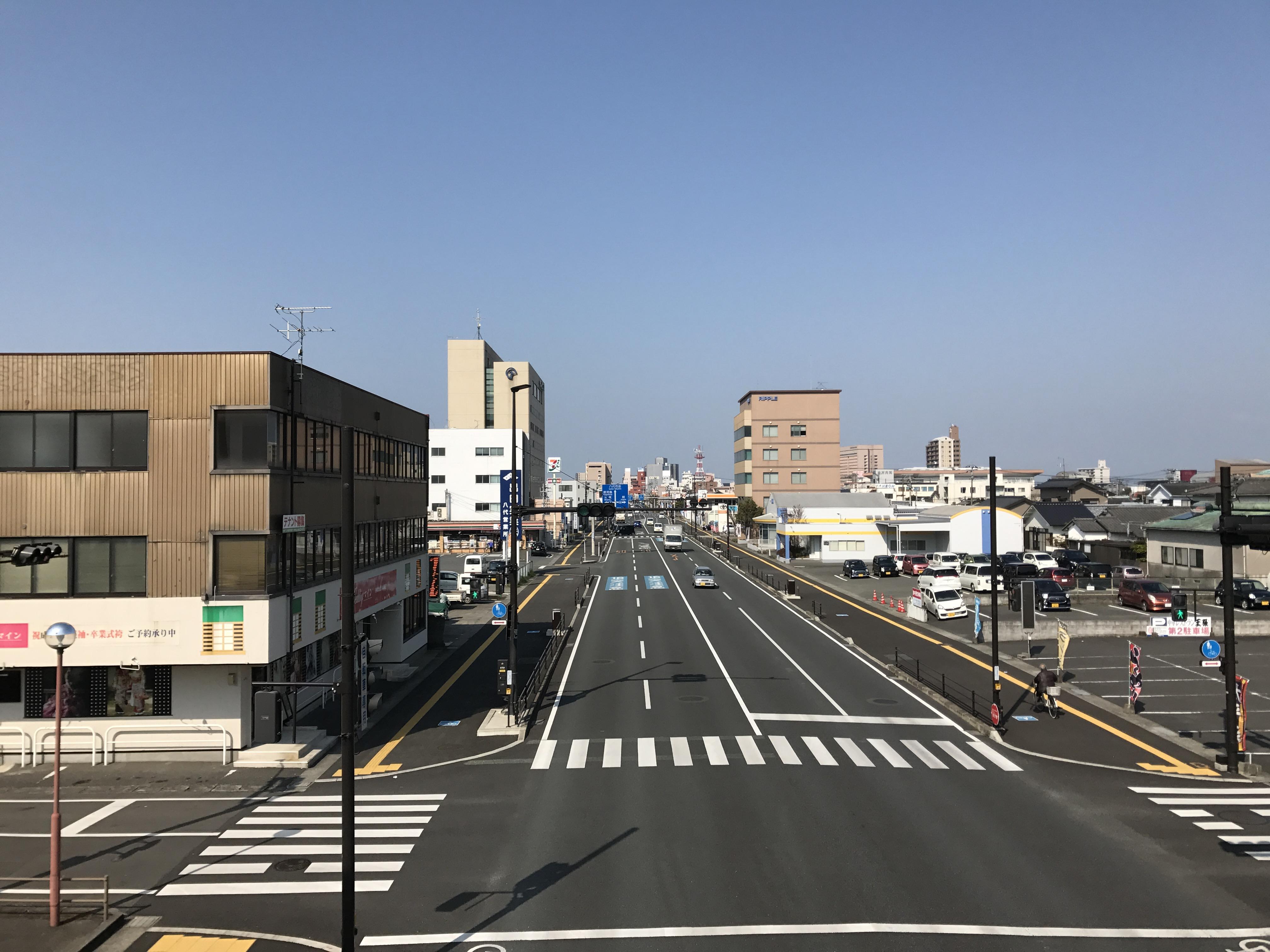 Kumamoto Airport to Kumamoto Yatsushiro Shared Transfer ( Cherry Tomato )