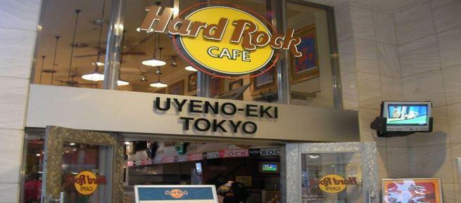 Hard Rock Cafe Ueno *1shortTrip*.Tokyo