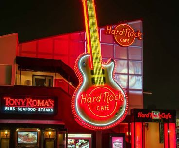 One Stop Transfer: Tokyo City to Hard Rock Café Roppongi