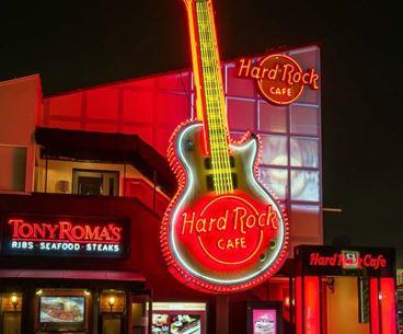 Hard Rock Cafe Roppongi *1shortTrip*.Tokyo