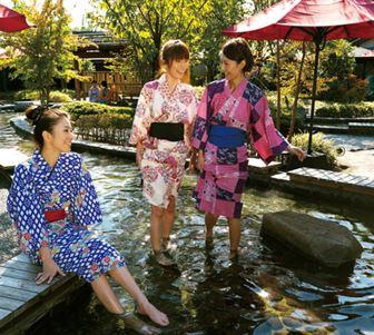 One Stop Transfer: Tokyo City to Oedo Onsen Monogatari