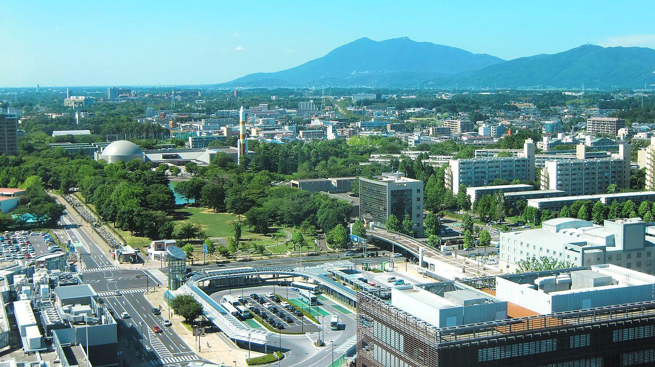 Ibaraki.Tsukuba City