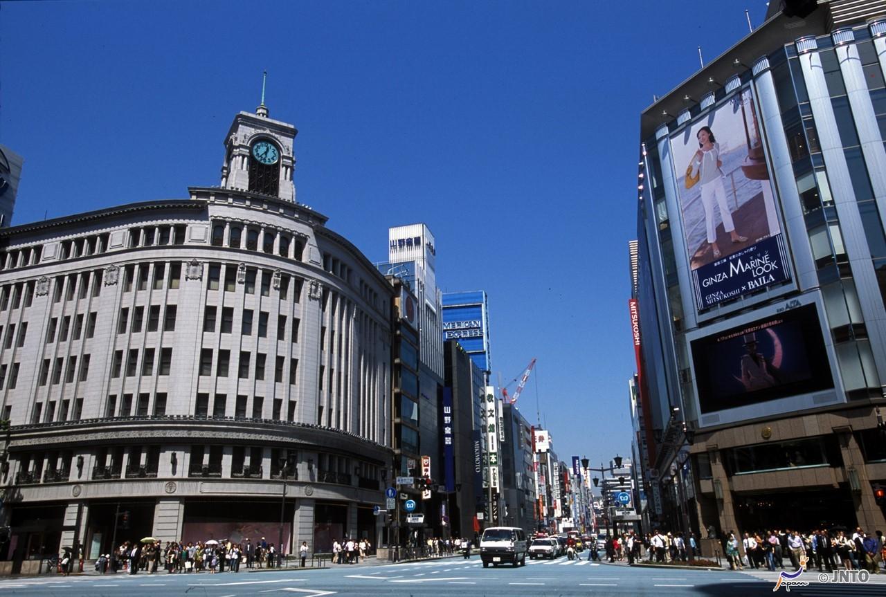 4D3N.Tokyo. Hotel Gracery Ginza + FREE & EASY *Alpha Magic 20