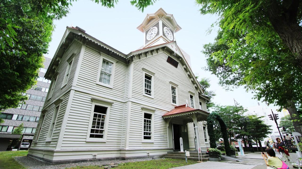 [A]S:【Sapporo Morning Tour】Shiroi Koibito Park and Central Wholesale Market Tour (Multilingual Audio Tour) (July 12 – November 30)