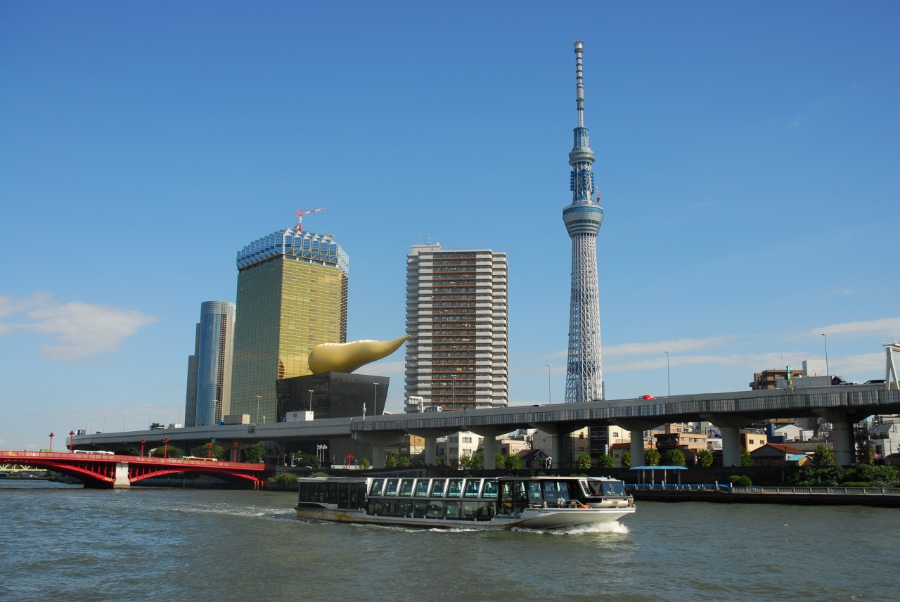 Old & New Tokyo Bus Tours