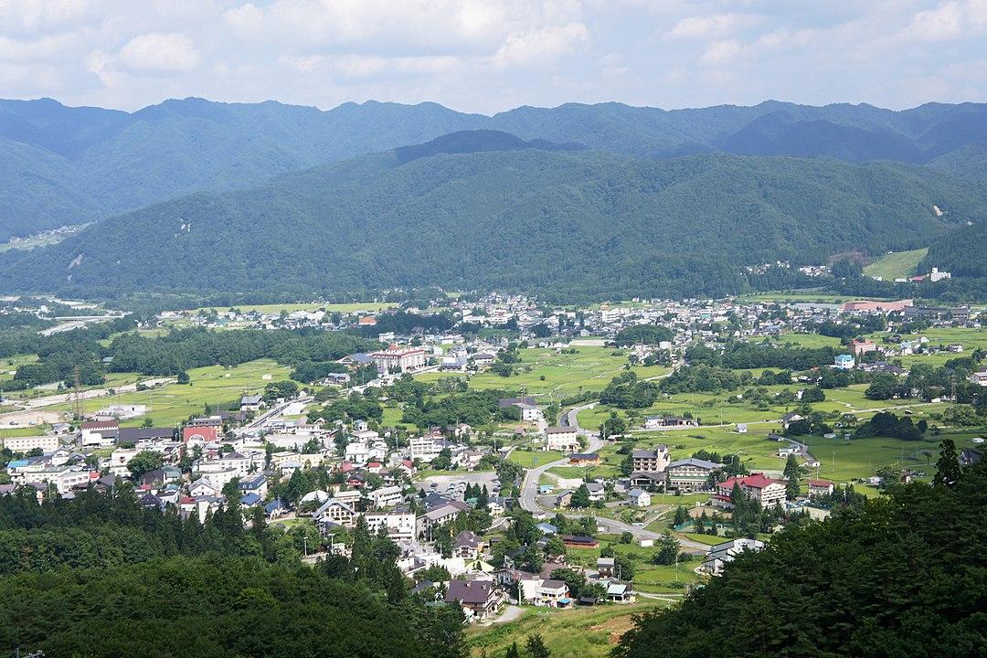 Nagano.Hakuba City