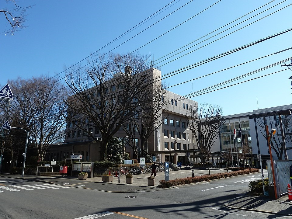 Tokyo.Higashimurayama City