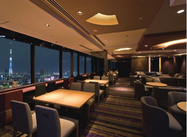 [07:45PM] Asakusa View Hotel: Sky Grill Buffet Musashi on the 26F  *ALInoBABY