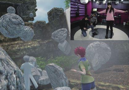 2 Virtual Reality Games & 2 Items from Food/ Drink Menu Set at VREX Shibuya Miyamasuzaka   *ALInoBABY
