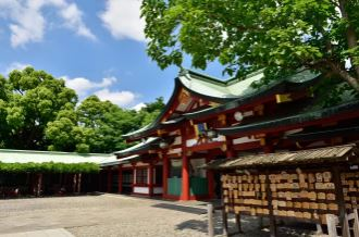 Hie Shrine Tokyo*1shortTrip*.Tokyo