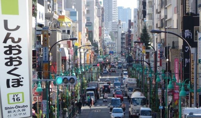 Shin-Okubo Korean *1shortTrip*.Tokyo