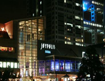 Tokyo Joypolis *1shortTrip*.Tokyo
