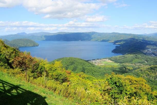 Hokkaido Chuo Bus - Lake Shikotsu and Lake Toya Tour