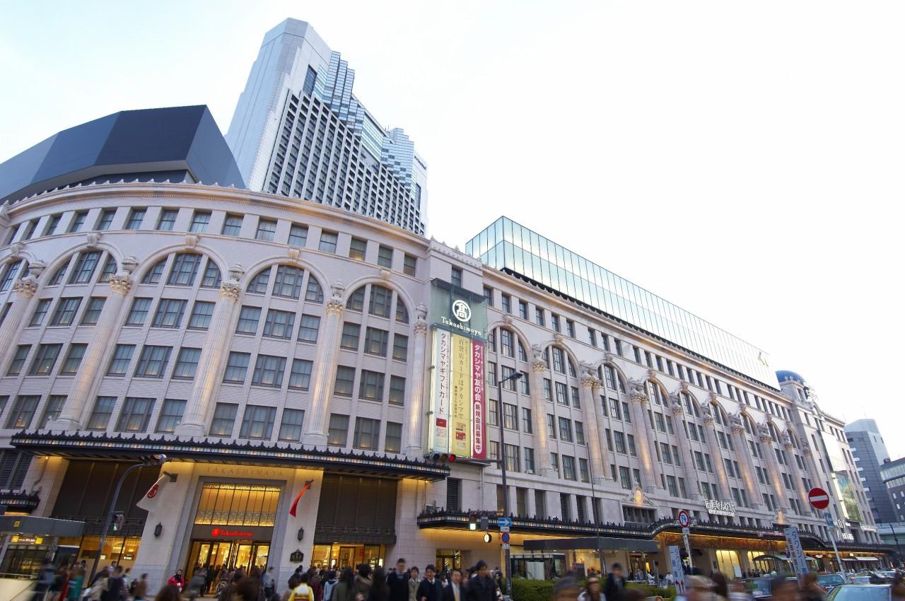 Shinjuku Takashiyama *1shortTrip*.Tokyo