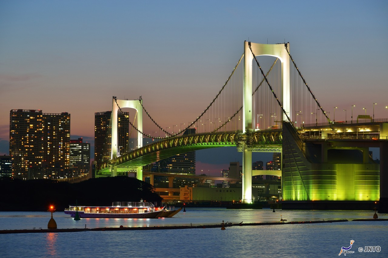 [By Bus Tour]3D2N. 4 Star Class. Golden Route (From Tokyo back to Osaka) **Wai Wai Real Japan