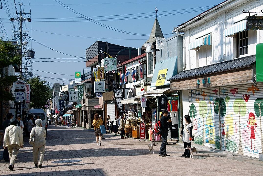 Nagano.Karuizawa City