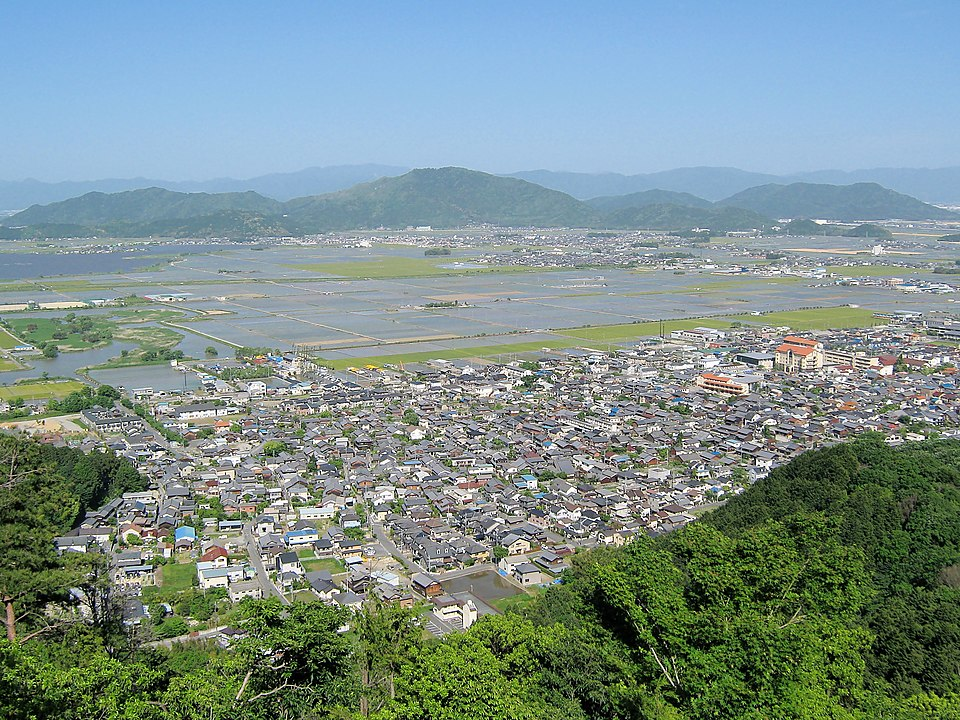 Shiga.Ōmihachiman City