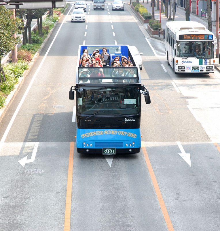 8D7N. Fukuoka.Tourist.+ Open Top Bus Tour.Fukuoka Tour **ALPHA MAGIC 20**