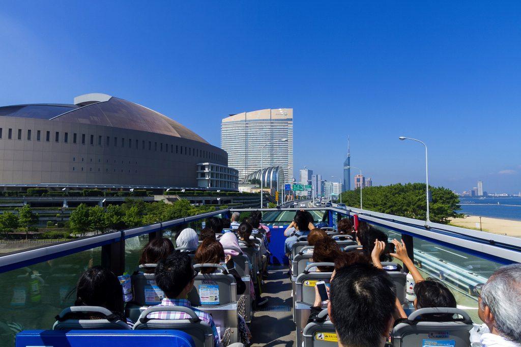 3D2N. Fukuoka.Economy.+ Open Top Bus Tour.Fukuoka Tour **ALPHA MAGIC 20**