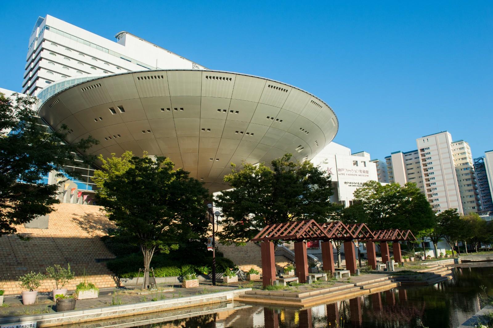 8D7N.Kobe City.Budget.Free & Easy. (From Kobe (UKB) Airport)* Alpha Magic 20*