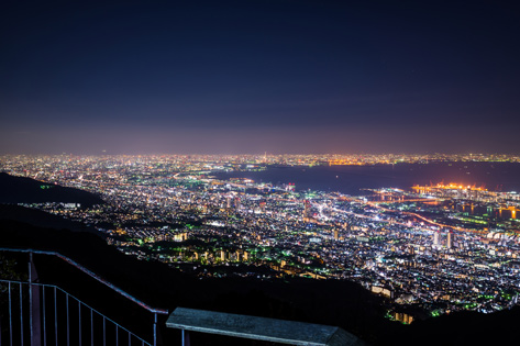 8D7N.Kobe City.Economy.Free & Easy. (From Itami (ITM) Airport)* Alpha Magic 20*