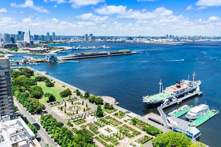 5D4N.Yokohama City.Standard.with Half Day DAISUKI.Yokohama City Tour (From Haneda (HND) Airport) *Alpha Magic 20*