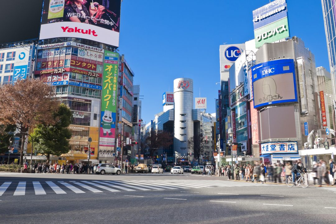 Shibuya area with Round Trip Cherry Tomato SIC Door to Door Transfer (Duration: approx. 04-05 Hrs )**ALInoBABY**