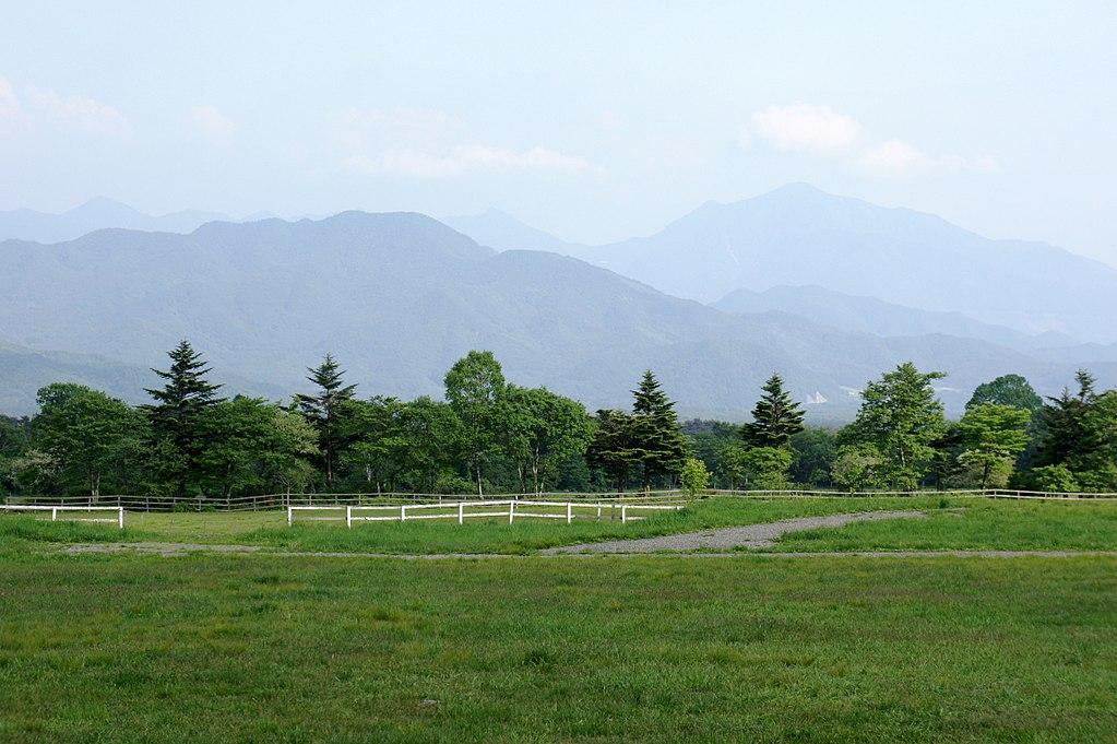 Yamanashi. Hokuto City