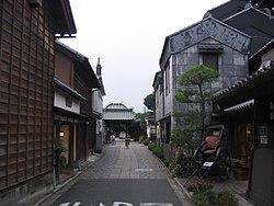 Saitama.Kawagoe City
