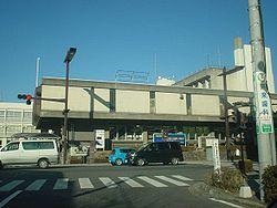 Ibaraki. Hitachi City