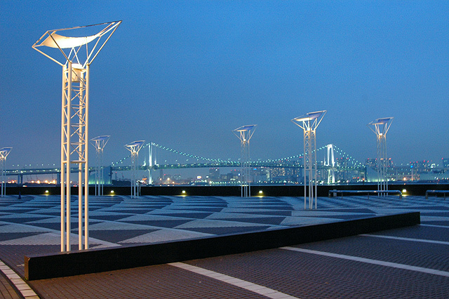Tokyo Harumi Port to Tokyo City Centre Shared Transfer ( Cherry Tomato )