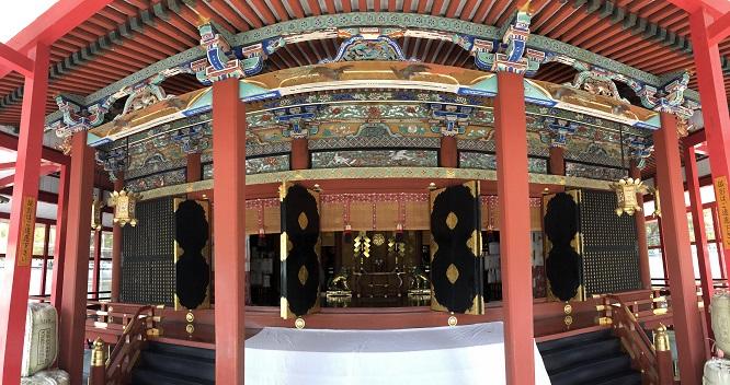 Kishu Toshogu Shrine with Round Trip Cherry Tomato SIC Door to Door Transfer (Duration: approx. 03-04Hrs)*ALInoBABY*