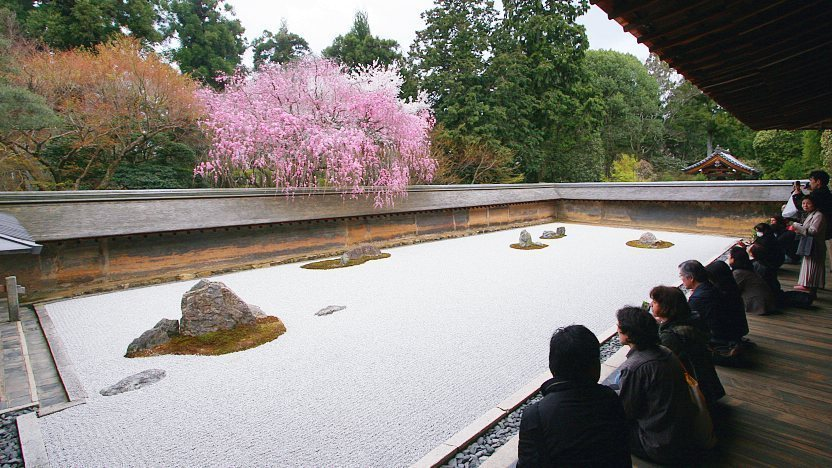 Ryoanji Temple with Round Trip Cherry Tomato SIC Door to Door Transfer (Duration: approx. 03-04Hrs)**ALInoBABY**