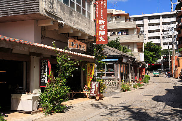Tsuboya Yachimun Street with Round Trip Cherry Tomato SIC Door to Door Transfer (Duration: approx. 03-04Hrs)**ALInoBABY**